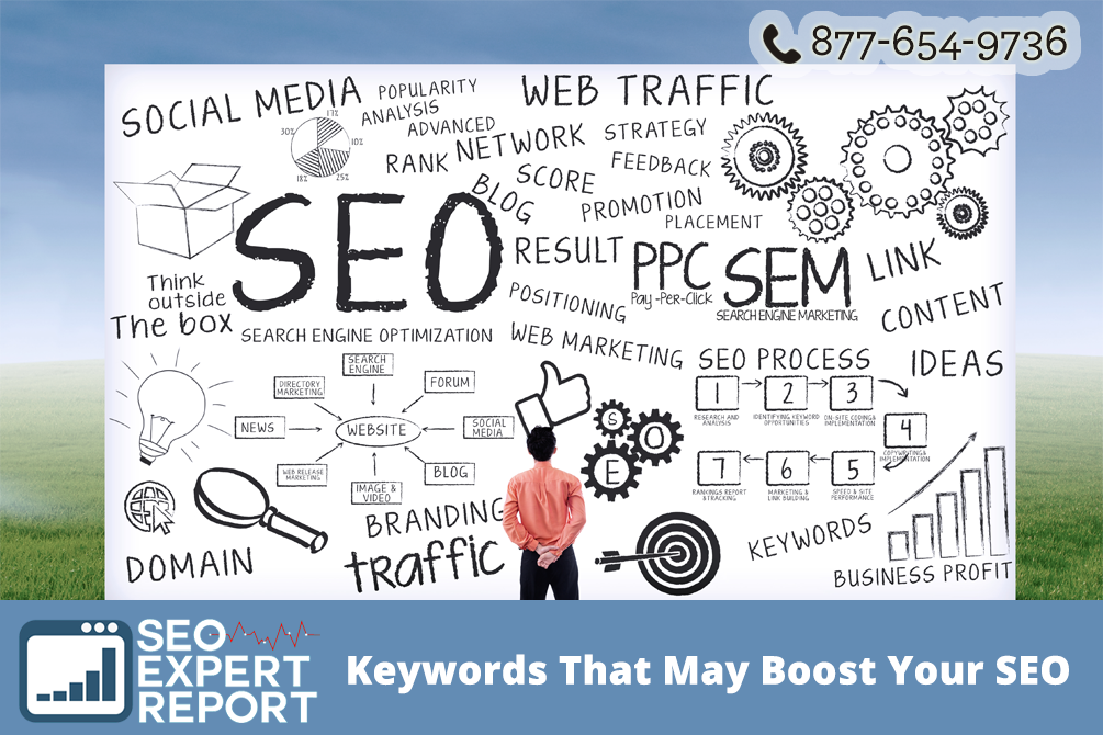 Keywords That May Boost Your SEO