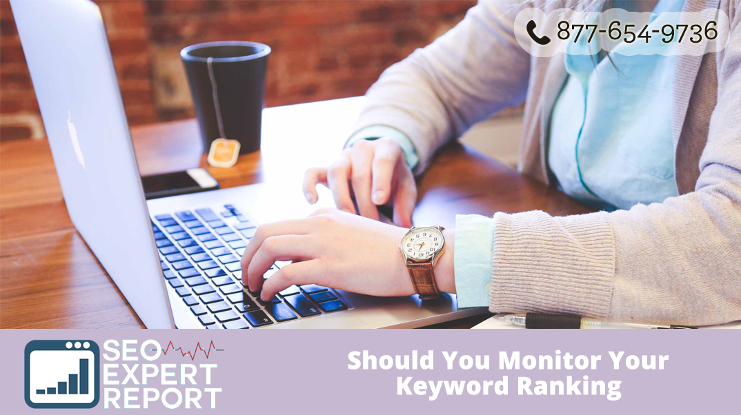 Should You Monitor Your Keyword Ranking