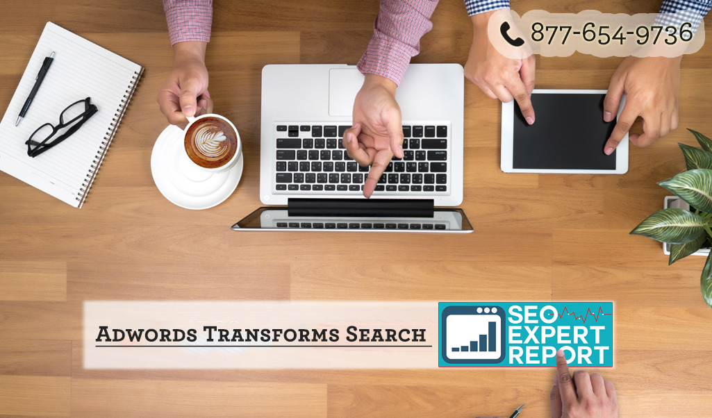 Adwords Transforms Search